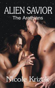 Alien Savior - The Arathians Book Cover