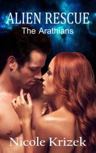 Alien Rescue, The Arathians, Book 2 Cover