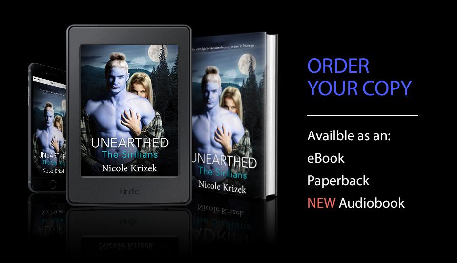 Author Nicole Krizek's newest books